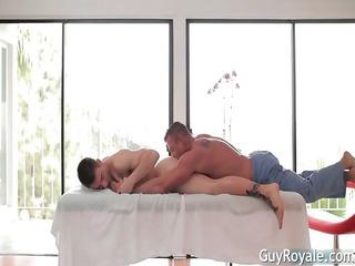 intensive arse fuck with excited muscled