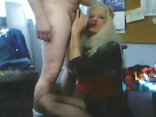 golden-haired transgender dilettante penis