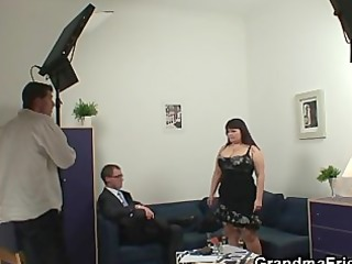 massive titted woman takes ramrods