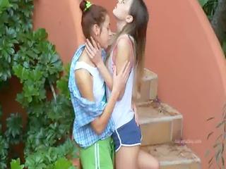 romantic lesbian adventure from poland