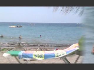 one more beach voyeur