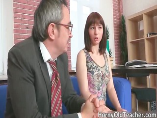 hawt dark brown hoe acquires aroused for
