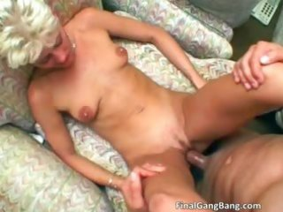 hawt blond d like to fuck receives her final bang