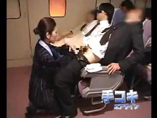 oriental stewardess (innerworld)