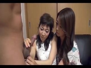 66yr old maki houjo picks up matures vol