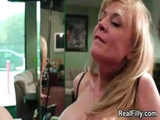 large scoops older mamma acquires her snatch part6