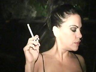night smoke