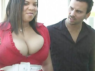 big beautiful woman sweethearts with large love