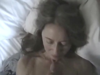 hawt facial on wife