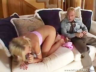 Bang My Box Couch fucked Teen by Parent