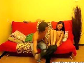 intimate porn clip