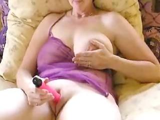 aged toy masturbation