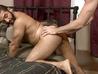 slutty homosexual acquires a-hole fingering and a