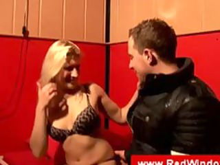 dutch wench giving fun to a lad