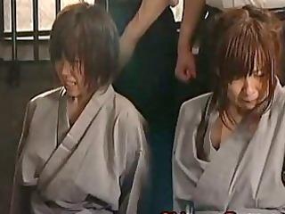 japanese war cuties punished