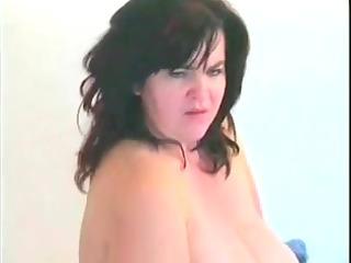 large pretty woman dark brown hair beauty