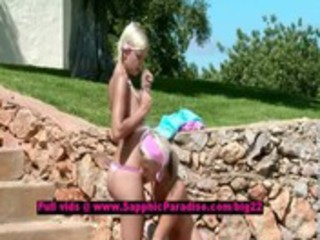 hailee and lila lusty lesbo nubiles fingering