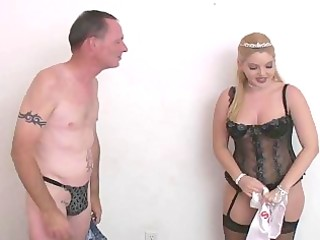 one nut wonder peter acquires ass screwed femdom