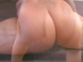 allebonyporn - large ass shake