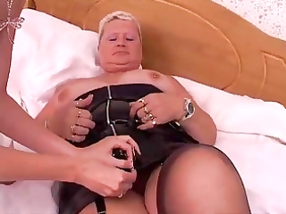 british lesbian grannies 2 part 1