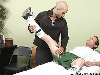 massage and homo knob engulfing