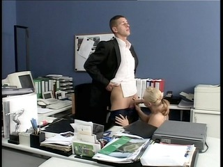 boss tells secretary what she is needs to let us
