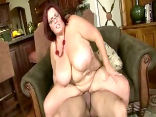 huge sweetheart screwed in the kitchen