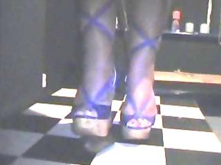 blue wedge trample