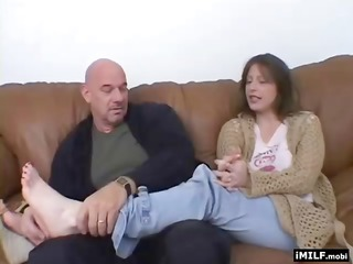 ravishing mother i takes a large load in her