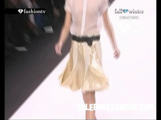 celebnakedness models bare on the runway and