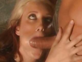 kimberly kane sexy blond rides knob hardcore