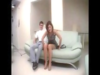 non-professional french pair anal movie
