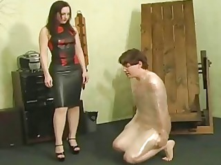 castigation on delicate tits