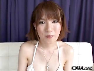 hawt oriental idol ryo tsujimoto showing her part6
