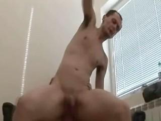 slutty homosexual guys fucking and cum felching