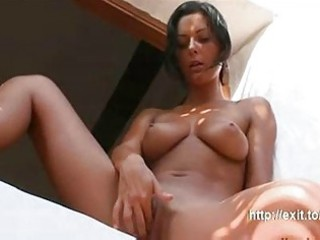 Teen sandy18 yearsplaying with her pussy