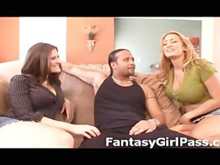 austin kincaid sharing a hard penis with her