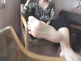 astonishing older wrinkled soles