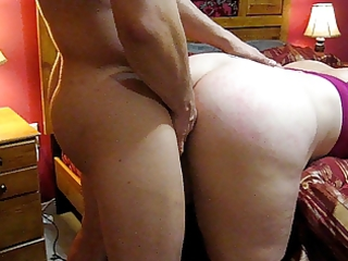 thick arse trying anal