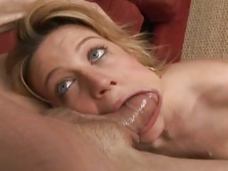 holly wellin endures a seriously fierce throating