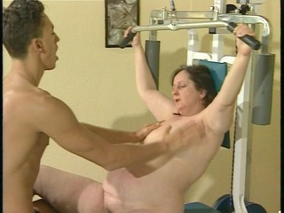 big beautiful woman copulates her tutor - julia