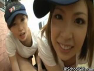 incredibly sexy japanese schoolgirls