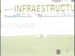 spanish football streaker
