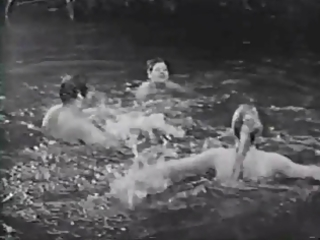 margaret nolan, vera novak. vintage naturist video