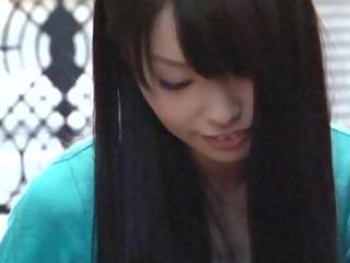 japanese lady showing panty