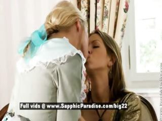 judit and juliette from sapphic erotica lesbian