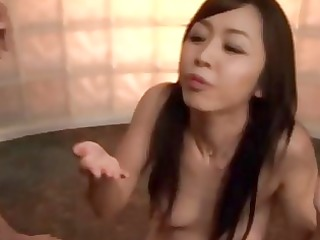 oriental d like to fuck enjoying the results of a
