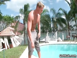 hawt ripped hunk acquires awesome