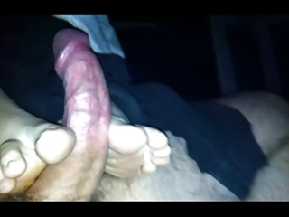 footjob of my wife 5