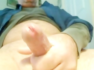 fucking my hand all by myself